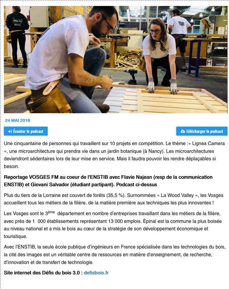 Vosges FM