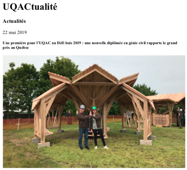 UQACtualité