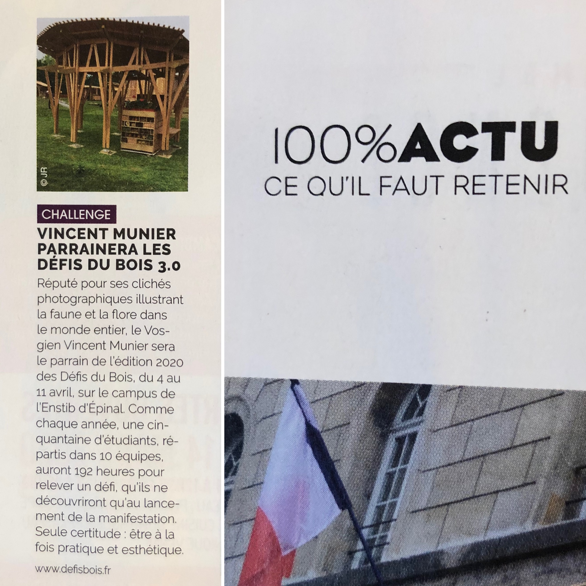 100% Vosges
